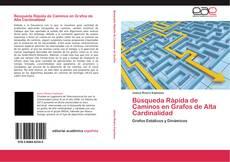 Búsqueda Rápida de Caminos en Grafos de Alta Cardinalidad的封面