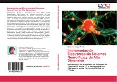 Buchcover von Implementación Electrónica de Sistemas Neuro-Fuzzy de Alta Dimensión