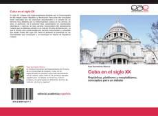 Portada del libro de Cuba en el siglo XX