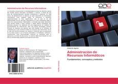 Couverture de Administración de Recursos Informáticos
