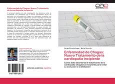 Bookcover of Enfermedad de Chagas: Nuevo Tratamiento de la cardiopatía incipiente