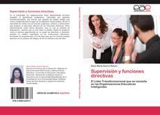 Portada del libro de Supervisión y funciones directivas