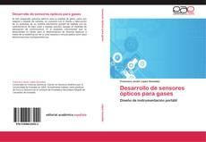 Portada del libro de Desarrollo de sensores ópticos para gases