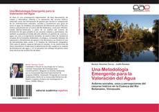 Copertina di Una Metodología Emergente para la Valoración del Agua