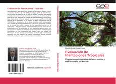 Evaluación de Plantaciones Tropicales的封面