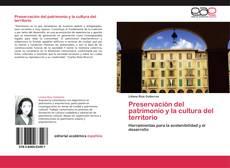 Portada del libro de Preservación del patrimonio y la cultura del territorio
