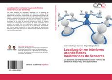 Bookcover of Localización en interiores usando Redes Inalámbricas de Sensores