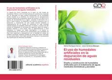 Capa do livro de El uso de humedales artificiales en la depuración de aguas residuales
