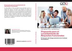 Propuesta para el Levantamiento de Requisitos Funcionales kitap kapağı