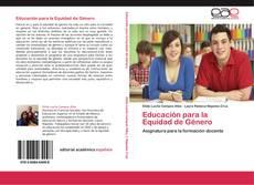 Borítókép a  Educación para la Equidad de Género - hoz