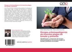 Portada del libro de Hongos entomopatógenos de insectos plagas de tomate y pimiento