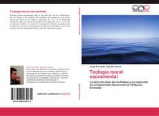 Borítókép a  Teología moral sacramental - hoz