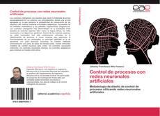 Capa do livro de Control de procesos con redes neuronales artificiales