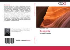 Обложка Geotecnia