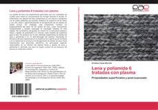 Bookcover of Lana y poliamida 6 tratadas con plasma