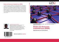 Portada del libro de Redes de Sensores Inalámbricas (WSN)
