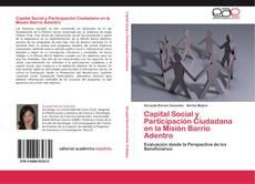 Bookcover of Capital Social y Participación Ciudadana en la Misión Barrio Adentro