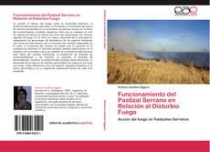 Portada del libro de Funcionamiento del Pastizal Serrano en Relación al Disturbio Fuego