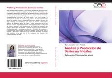 Análisis y Predicción de Series no lineales kitap kapağı