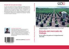 Bookcover of Estudio del mercado de trabajo
