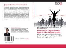 Portada del libro de Promoción Deportiva del Deporte en Edad Escolar