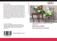 Bookcover of Género y vejez