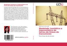 Capa do livro de Modelado isostático e hiperestático de torres de lineas de transmisión