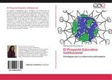 Portada del libro de El Proyecto Educativo Institucional