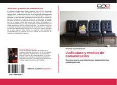 Обложка Judicatura y medios de comunicación