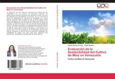 Portada del libro de Evaluación de la Sostenibilidad del Cultivo de Maíz en Venezuela