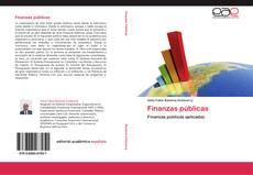 Bookcover of Finanzas públicas