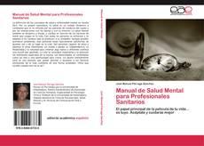 Manual de Salud Mental para Profesionales Sanitarios kitap kapağı