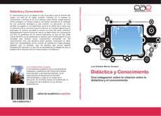 Didáctica y Conocimiento的封面