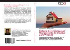 Capa do livro de Sistema Gerencial para el Otorgamiento de Creditos para Vivienda