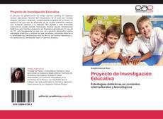 Copertina di Proyecto de Investigación Educativa