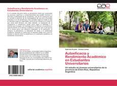 Couverture de Autoeficacia y Rendimiento Académico en Estudiantes Universitarios
