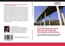 Portada del libro de Identificación dinámica estructural utilizando vibraciones ambientales