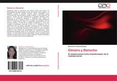 Capa do livro de Género y Derecho