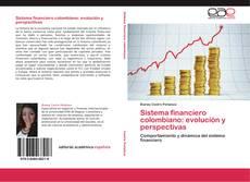 Capa do livro de Sistema financiero colombiano: evolución y perspectivas