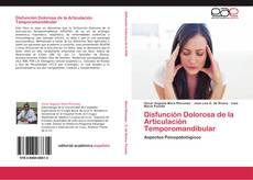 Couverture de Disfunción Dolorosa de la Articulación Temporomandibular