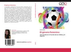 Capa do livro de El género femenino: