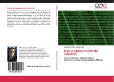 Bookcover of Uso y apropiación de internet