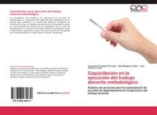 Borítókép a  Capacitación en la ejecución del trabajo docente metodológico - hoz