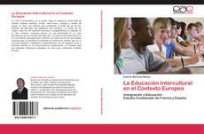 Обложка La Educación Intercultural en el Contexto Europeo