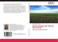 "Epidemiología del ""Mal de Río Cuarto"" kitap kapağı"