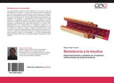 Couverture de Resistencia a la insulina