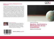 Bookcover of Ajedrez, Curriculum y Participación de los Estudiantes