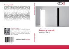Buchcover von Poesía y suicidio