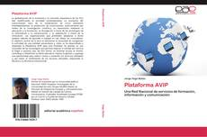 Couverture de Plataforma AVIP
