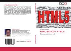 Couverture de HTML BASICO Y HTML 5